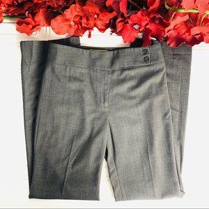 MICHEAL KORS - WOOL Dark gray pants